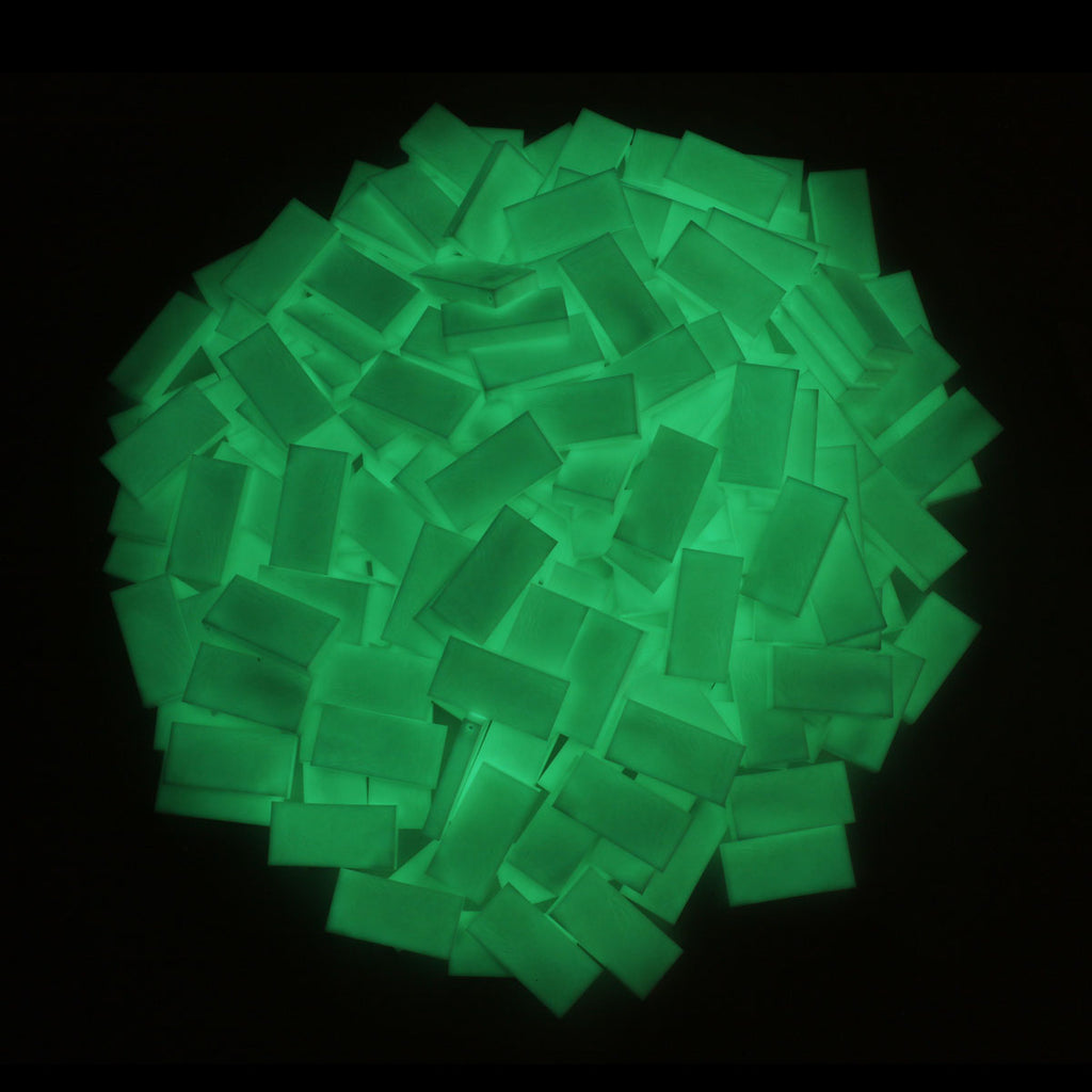 Bulk Dominoes - Glow in the Dark