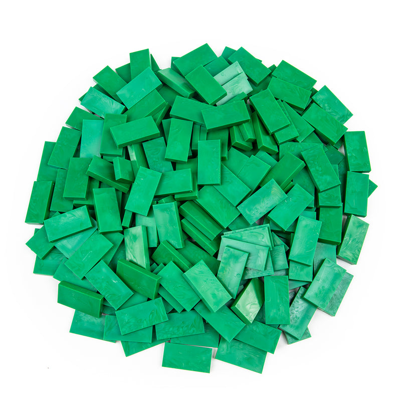 Bulk Dominoes - Green