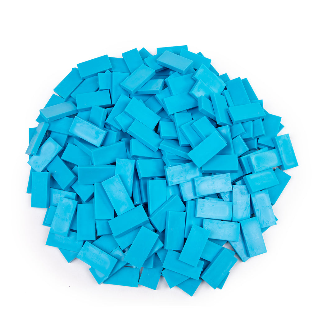 Bulk Dominoes - Island Blue