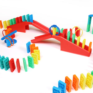 Kinetic Domino Toppling Kit