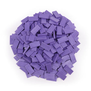 Bulk Dominoes - Sparkle Lilac