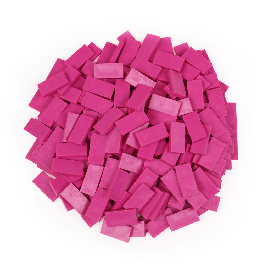 Bulk Dominoes - Magenta