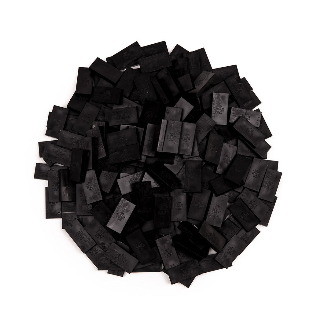 Bulk Dominoes - Mini Black