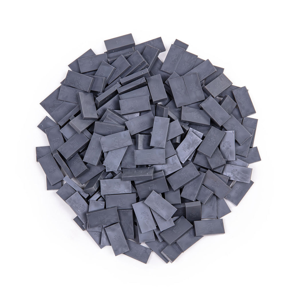 Bulk Dominoes - Mini Dark Grey