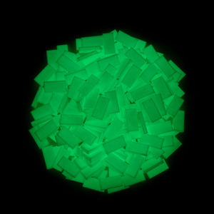 Bulk Dominoes - Mini Glow in the Dark