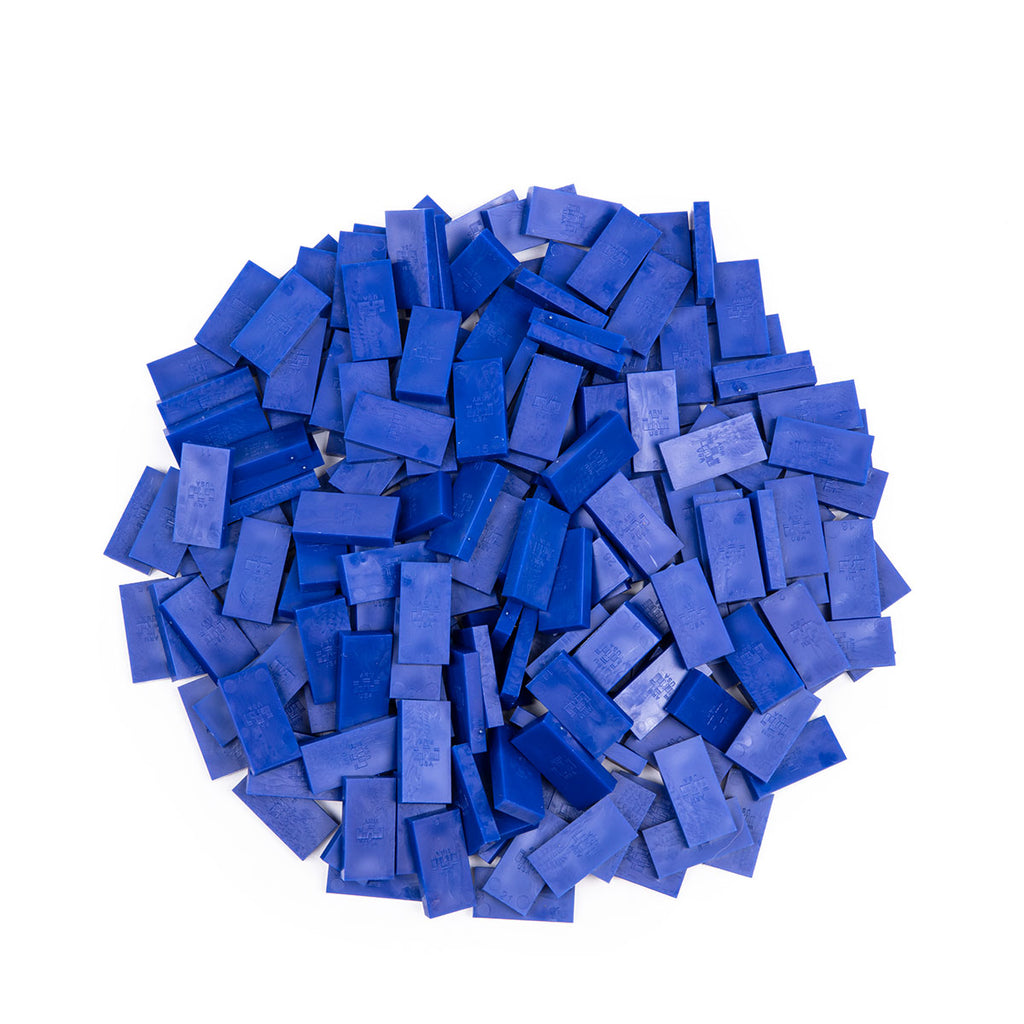 Bulk Dominoes - Mini Royal blue