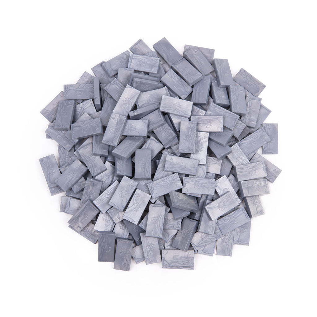 Bulk Dominoes - Mini Silver