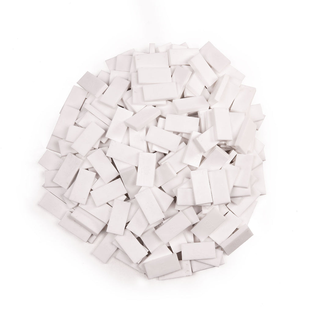 Bulk Dominoes - Mini White