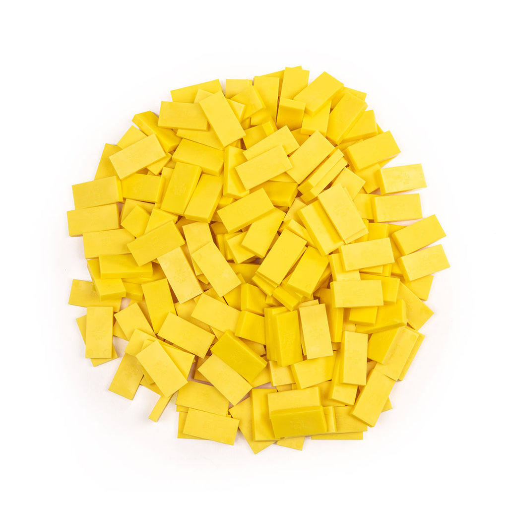 Bulk Dominoes - Mini Yellow