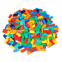 Bulk Dominoes - Mini Mixed Dominoes