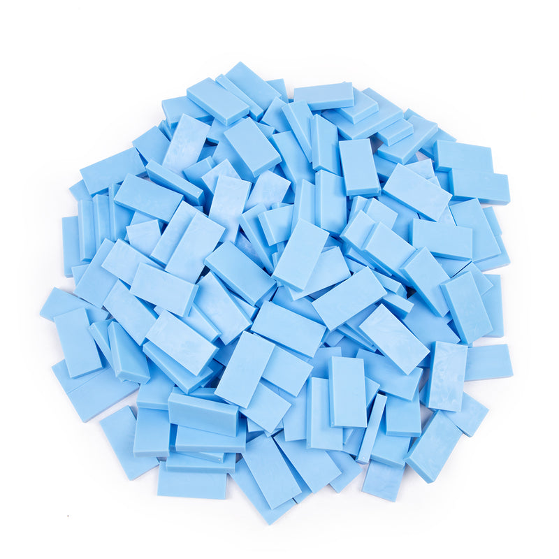 Bulk Dominoes - Powder Blue