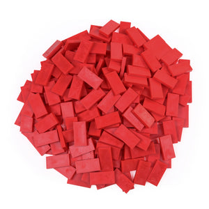 Bulk Dominoes - Red