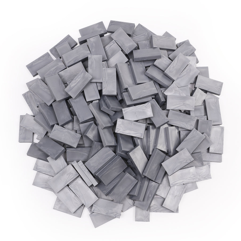 Bulk Dominoes - Silver