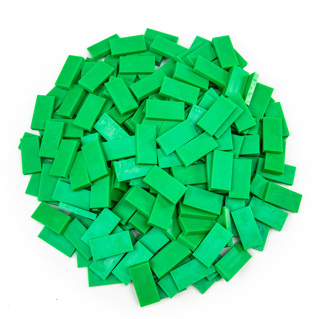 Bulk Dominoes - Spring Green