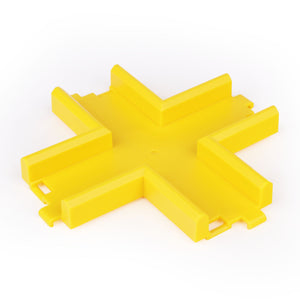 Domino 4-way splitter