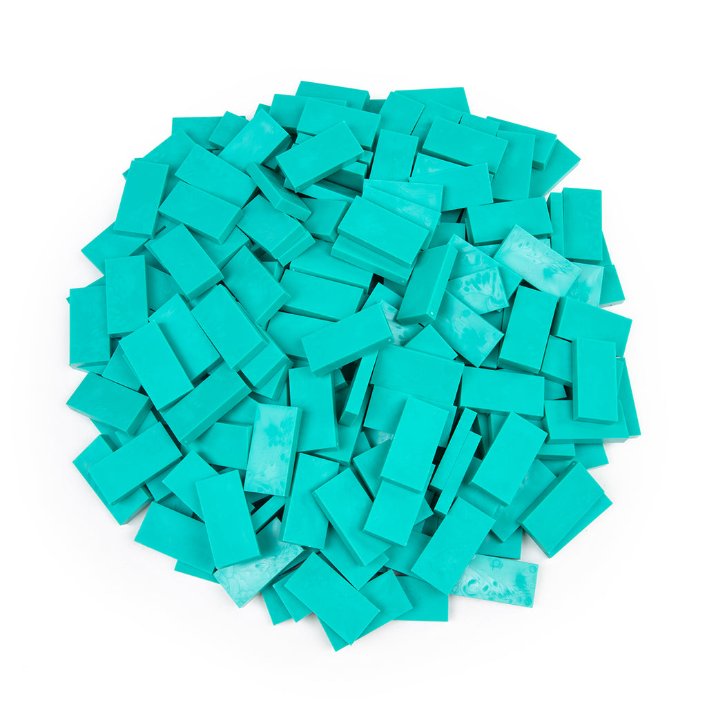 Bulk Dominoes - Teal