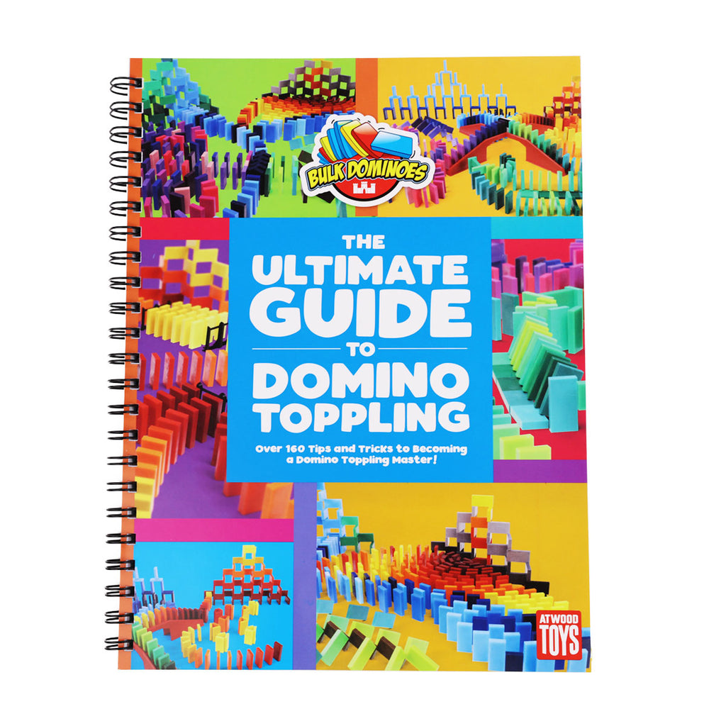 The Ultimate Guide to Domino Toppling - Spiral Bound
