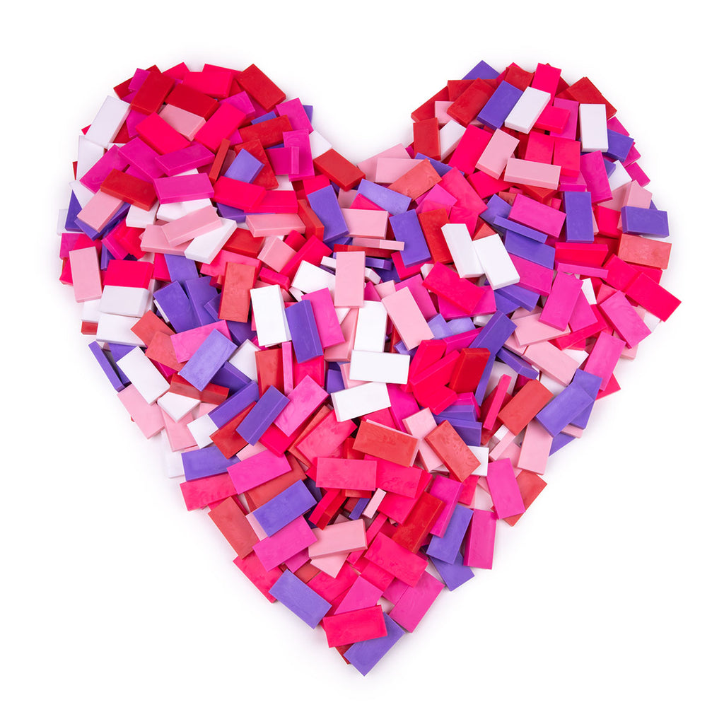 Bulk Dominoes - Valentines Mix