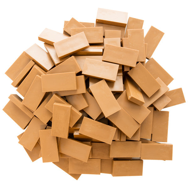 Bulk Dominoes - Caramel