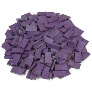 Bulk Dominoes - Plum