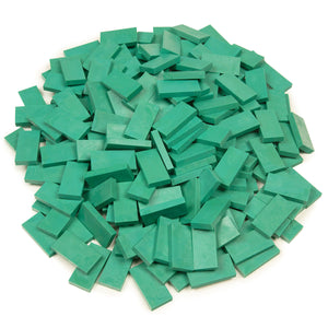 Bulk Dominoes - Viridian