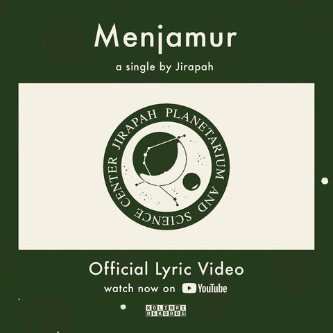 "Stream ""Menjamur Official Lyric Video"" by Jirapah"