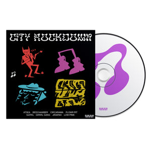 City Rockdown CD