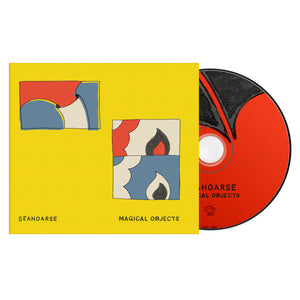 Seahoarse - Magical Objects CD