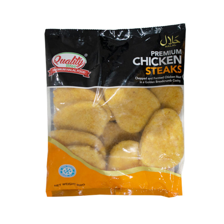 Quality Bites Chicken Steaks