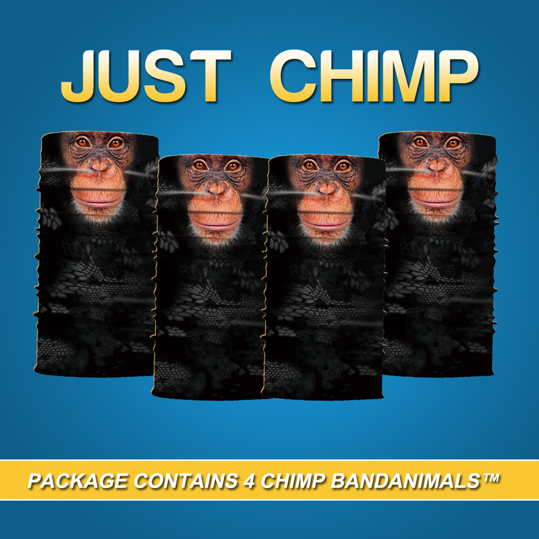 Bandanimals™ Just Chimp Bundle