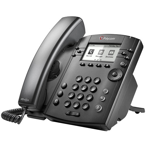 VVX 301 6-line Desktop Phone with HD Voice. Compatible Partner platforms: 20. POE. Ships without power supply. mexico monterrey online teleinformatica del norte teldelnorte.com