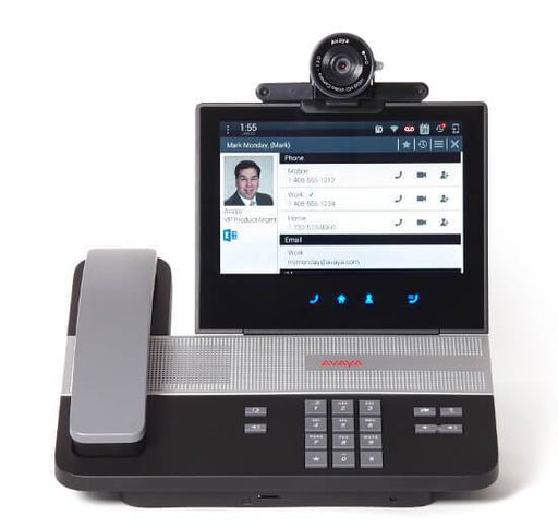 Avaya H175 Video Collaboration Station W/Cordless Handset WIFI Camera mexico monterrey online teleinformatica del norte teldelnorte.com