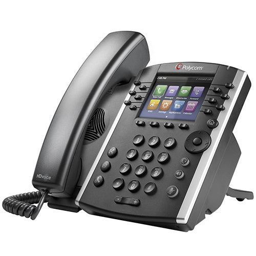 VVX 411 12-line Desktop Phone Gigabit Ethernet with HD Voice. Compatible Partner platforms: 20. POE. Ships without power supply. mexico monterrey online teleinformatica del norte teldelnorte.com