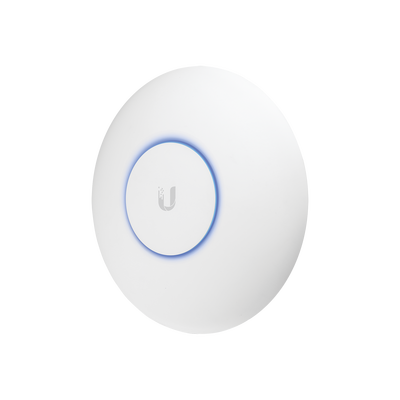 Access Point UniFi 3 Quad-radio MU-MIMO4x4 802.11ac Wave 2 con radio dedicado para seguridad WIPS contra intrusos, hasta 1500 usuarios concurrentes mexico monterrey online teleinformatica del norte teldelnorte.com