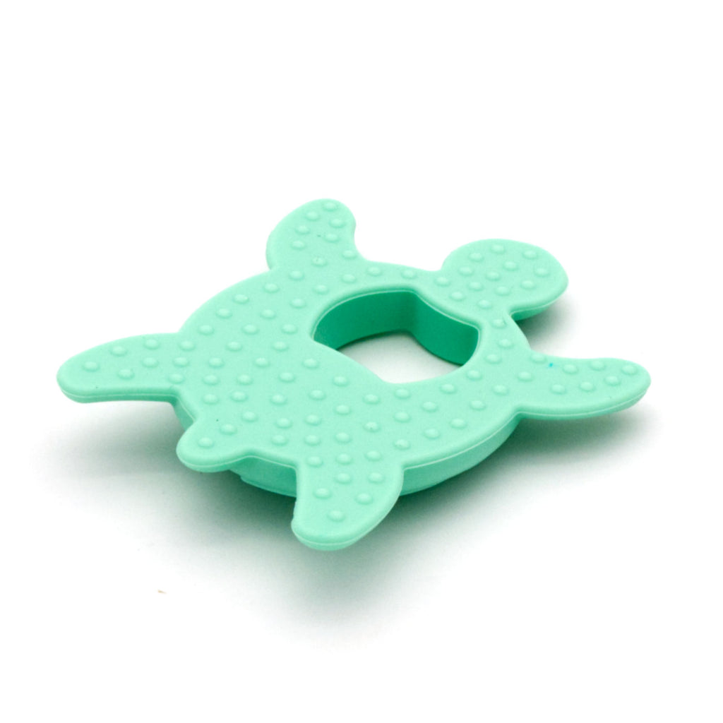 Turtle - Silicone Teether