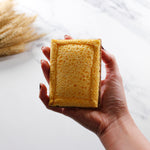 Load image into Gallery viewer, Plastic-free, compostable, sustainable, eco friendly sponges from HappyHusks