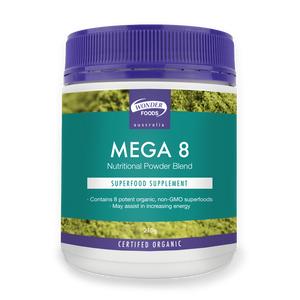 Mega 8 superfood