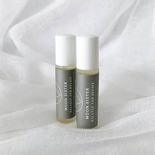 MOON SISTER WELLNESS ROLLER | 10mL  BALANCE AND RELIEF