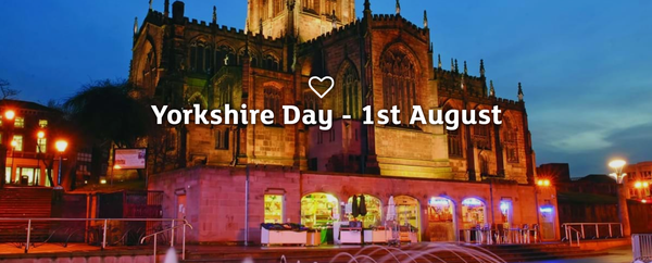 HAPPY YORKSHIRE DAY! | Poe and Company Limited