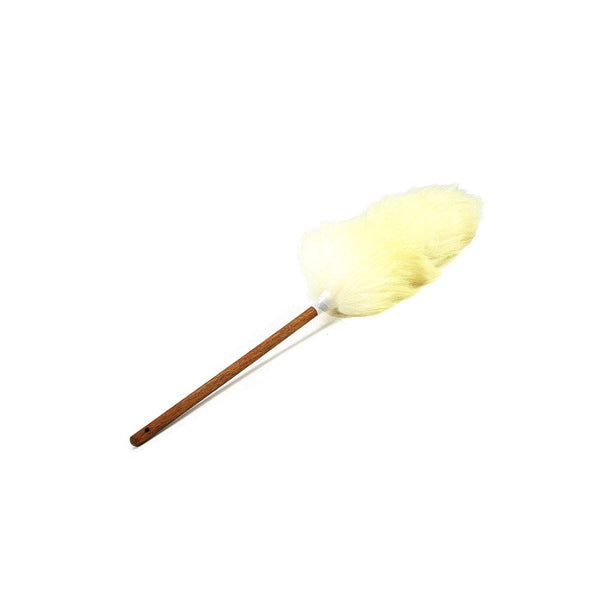 All Natural British Lambswool Duster - Poe and Company Limited - Wool Duster - Flat Cap