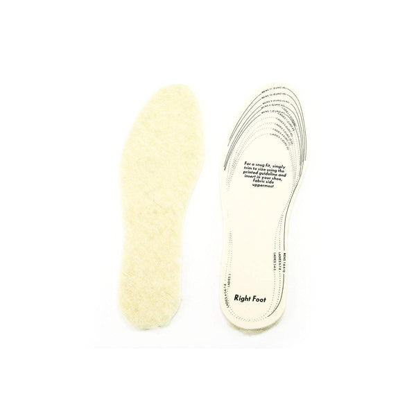 All Natural British Wool Insoles - Poe and Company Limited - Insole - Flat Cap