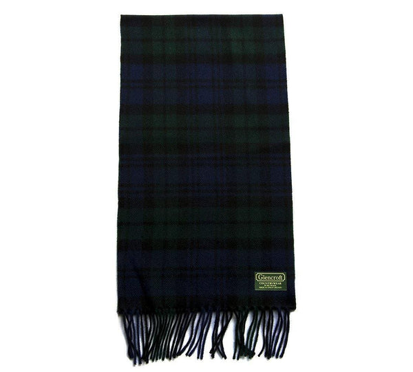 Lambswool Scarves - Poe and Company Limited - Scarves - Flat Cap