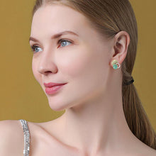 Load image into Gallery viewer, Oorbellen Holiday Pendientes Round Stud Earrings