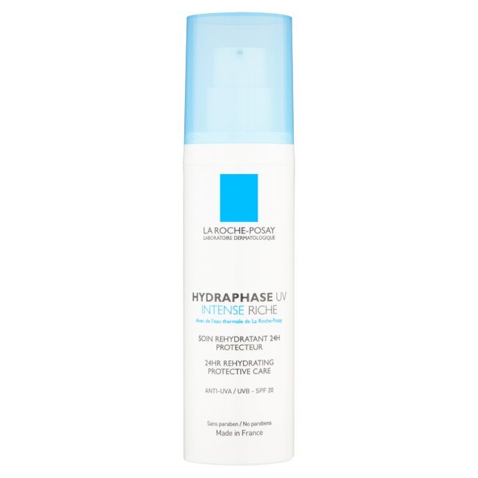 LA ROCHE POSAY HYDRAPHASE UV INTENSE RICH F20 50ML