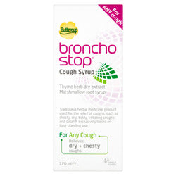 BronchoStop Cough Syrup 120ml