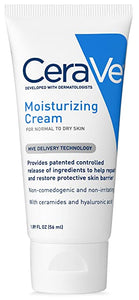CeraVe MOISTURISING CREAM TUBE 50ML
