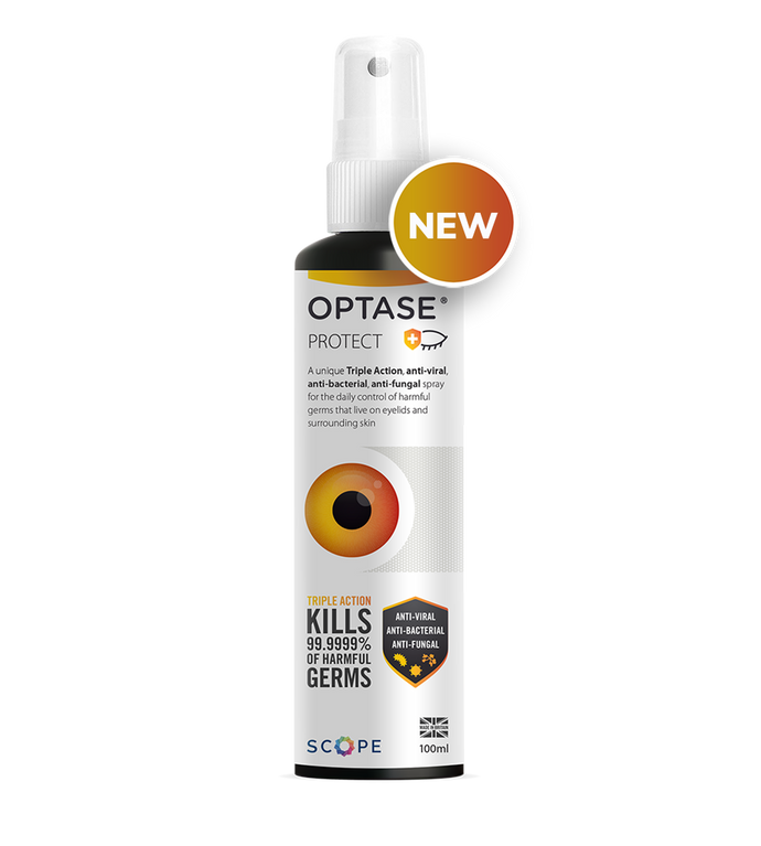 OPTASE PROTECT SPRAY TRIPLE ACTION