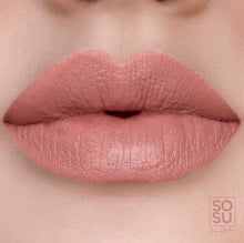 Load image into Gallery viewer, SOSU Let Them Talk Matte Lipstick - Who Me?