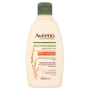 AVEENO APRICOT & HONEY BODY WASH