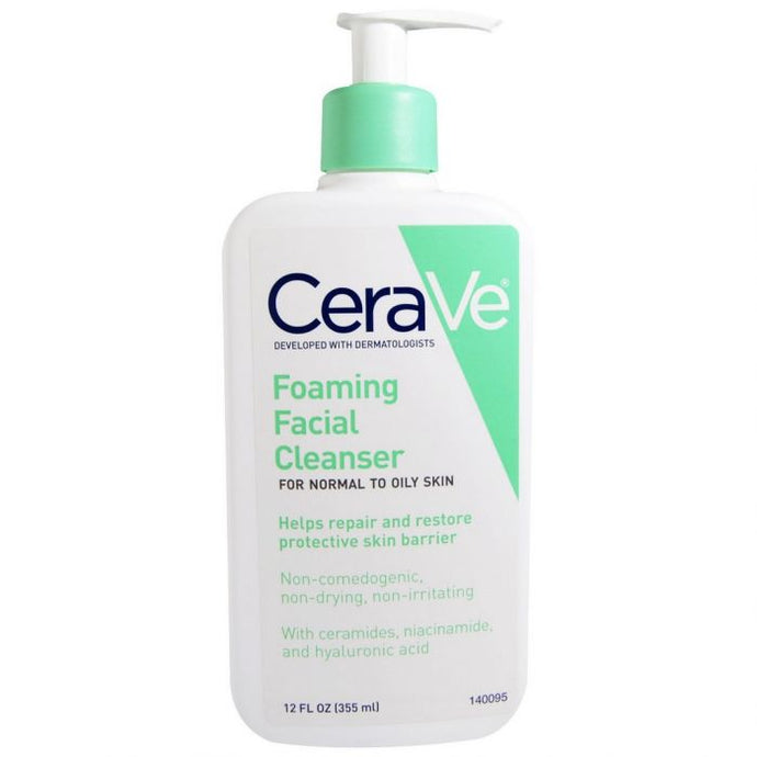 CeraVE FOAMING CLEANSER 236ML